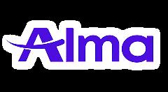 אלמה לוגו